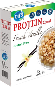 Kay's Protein Cereal French Vanilla (269g)