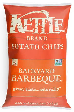 Kettle Chips Backyard Barbeque 220g