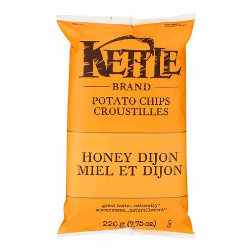 Kettle Chips Honey Dijon 220g