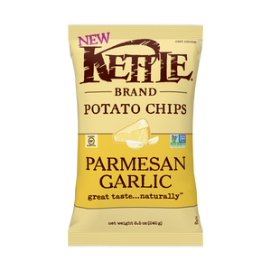 Kettle Chips Parmesan Garlic 220g