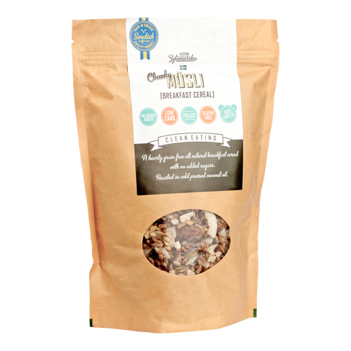 KZ Clean Eating Chunky Musli (250g)
