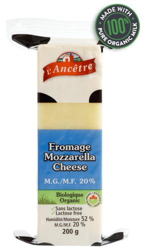 L'Ancetre Mozzarella Cheese (200g)