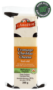 L'Ancetre Old Cheddar Cheese (200g)