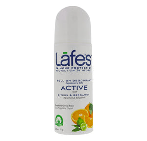 Lafe's Active Deodorant (89ml)