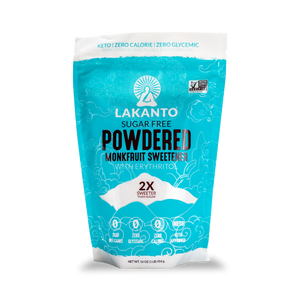 Lakanto Monkfruit Sweetener Powdered (454g)