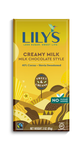 Lily's Creamy Milk Chocolate Bar (85g)