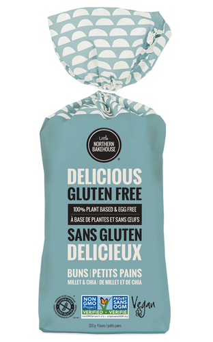 Little Northern Bakehouse Gluten Free Sandwich Buns (320g)