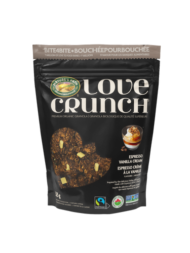 Nature's Path Love Crunch Espresso Vanilla Cream (325g)