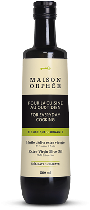 Maison Orphee Delicate Extra-Virgin Olive Oil (750ml)