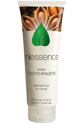 Miessence Anise Toothpaste (150g)