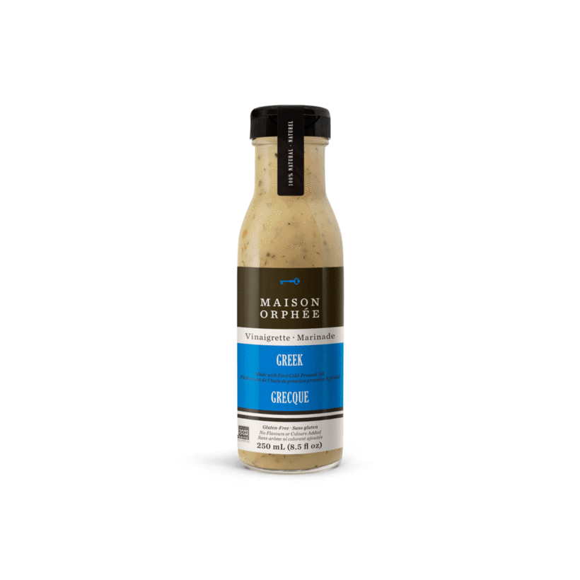 Maison Orphee Greek Vinaigrette 250ml