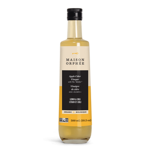 Maison Orphee Lemon & Chili Apple Cider Vinegar (500ml)