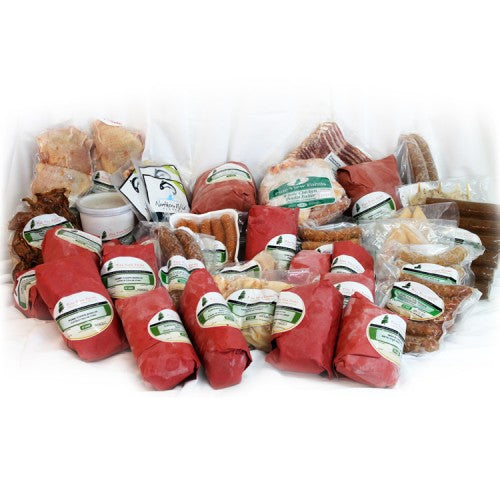 Pine View Farms Butcher's Meat Pack (Family)