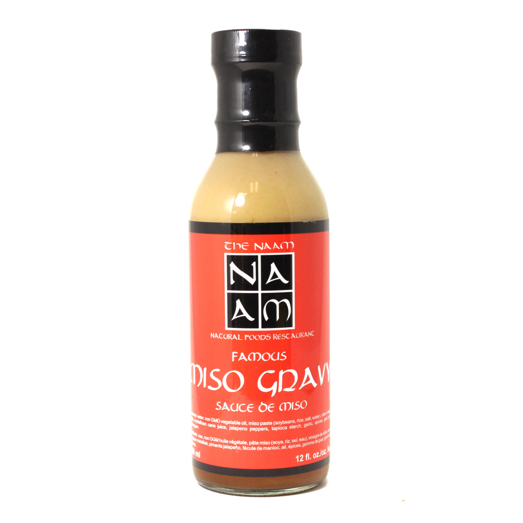 The Naam Miso Gravy (350ml)