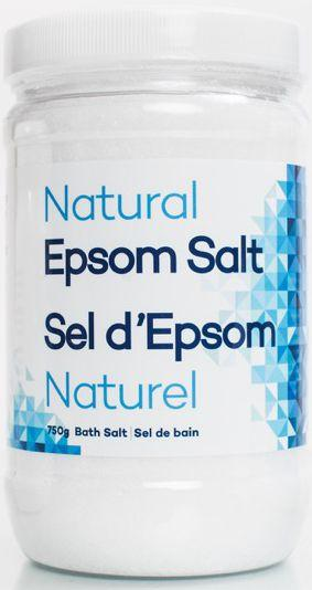 Epsomgel Natural Epsom Salt (750g)