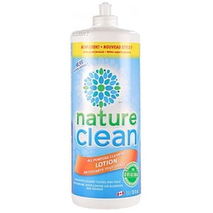 Nature Clean All Purpose Cleaning Lotion (1L)