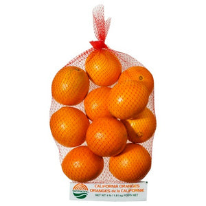 Navel Oranges, 4lb Bag