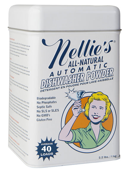 Nellie's Dishwasher Powder (1kg)