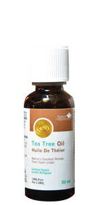 Newco Organic Tea Tree Oil (30ml)