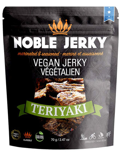 Noble Jerky Vegan Teriyaki (70g)