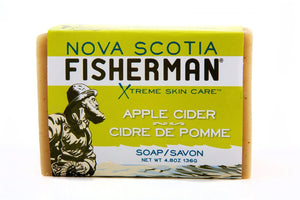 Nova Scotia Fisherman Apple Cider Soap (136g)