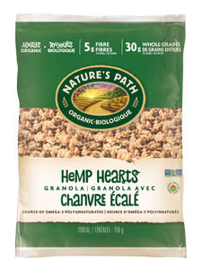 Nature's Path Hemp Hearts Granola (750g)