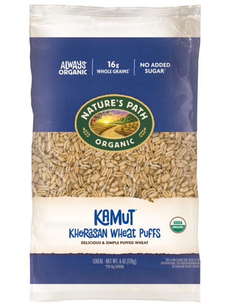 Nature's Path Kamut Puffs (170g)
