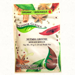 Splendor Garden Nutmeg Ground (35g)