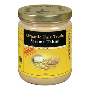 Nuts To You Organic Smooth Sesame Tahini (500g)