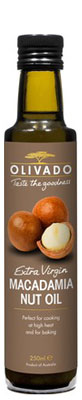 Olivado Extra Virgin Macadamia Nut Oil (250ml)