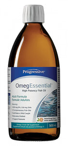 Progressive OmegEssential Fish Oil Orange (200ml)