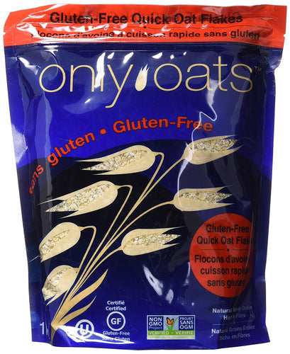Only Oats Gluten-Free Quick Oat Flakes (1kg)