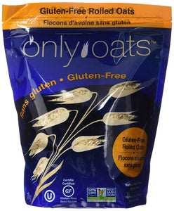 Only Oats Gluten-Free Rolled Oats (1kg)
