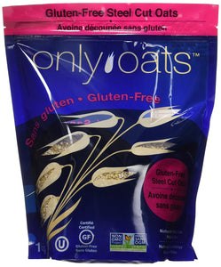 Only Oats Gluten-Free Steel Cut Oats (1kg)