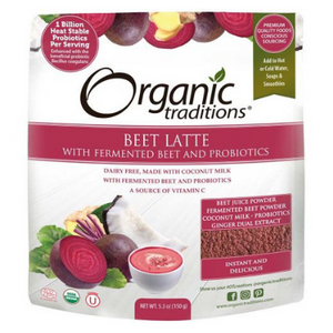 Organic Traditions Beet Latte (150g)