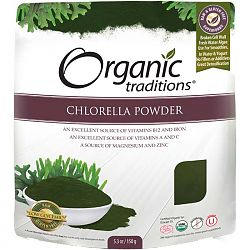 Organic Traditions Chlorella Powder (150g)