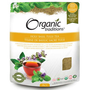 Organic Traditions Holy Basil Tulsi Tea (200g)