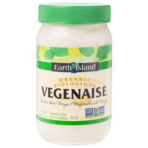 Earth Island Organic Vegenaise 473ml