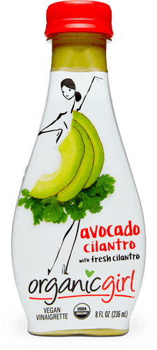OrganicGirl Avocado Cilantro Dressing (236ml)