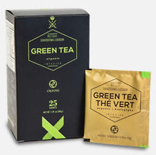 Organo Green Tea (25 Sachets)