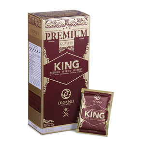 Organo Gourmet King of Coffee (25 Sachets)