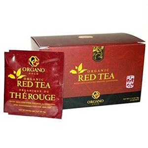 Organo Gold Red Tea (25 Sachets)