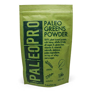 Paleopro Paleo Green Powder (265.5g)