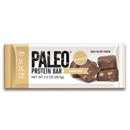 Paleo Protein Bar Almond Fudge (60g)
