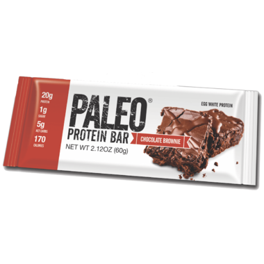 Paleo Protein Bar Chocolate Brownie (60g)
