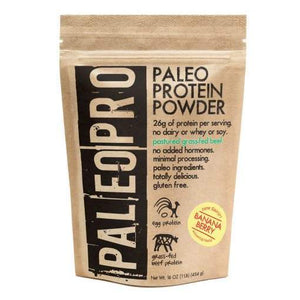 Paleopro Protein Powder Banana Berry (454g)