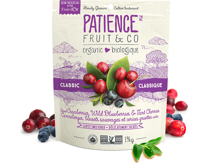 Patience Fruit & Co. Mixed Berry Blend (113g)