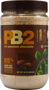 PB2 Chocolate Peanut Butter Powdered (454g)
