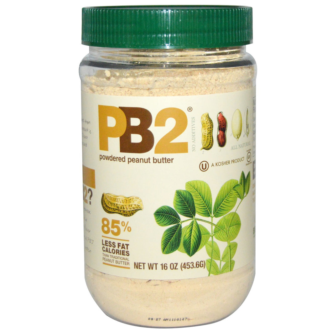 PB2 Peanut Butter Powdered (454g)
