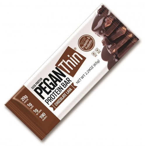 Pegan Protein Bar Chocolate Lava (65g)